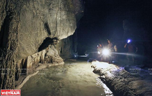 Trải nghiệm 7km nối dài của động Thiên Đường khi đến Quảng Bình - 9