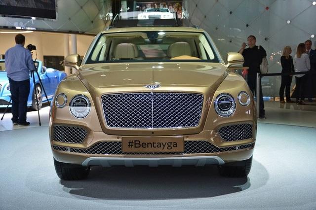 Cực phẩm Mercedes-Maybach , và Bentley Bentayga cũng phải triệu hồi - 3