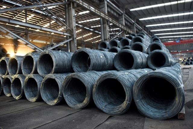 Thép xây dựng Hòa Phát đạt sản lượng kỷ lục trên 351.000 tấn trong tháng 3 - 1