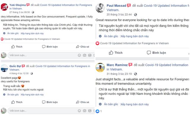 Nữ sinh cấp 3 lập trang thông tin Covid-19 cho người nước ngoài ở Việt Nam - 7