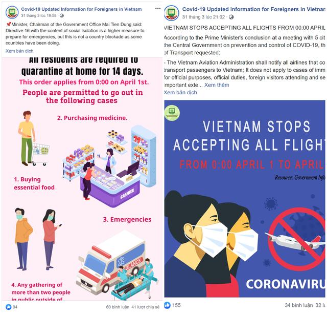 Nữ sinh cấp 3 lập trang thông tin Covid-19 cho người nước ngoài ở Việt Nam - 6