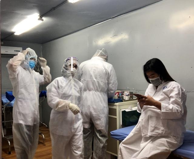 Biến container thành phòng khám đặc biệt cho thai phụ mùa dịch Covid-19 - 7