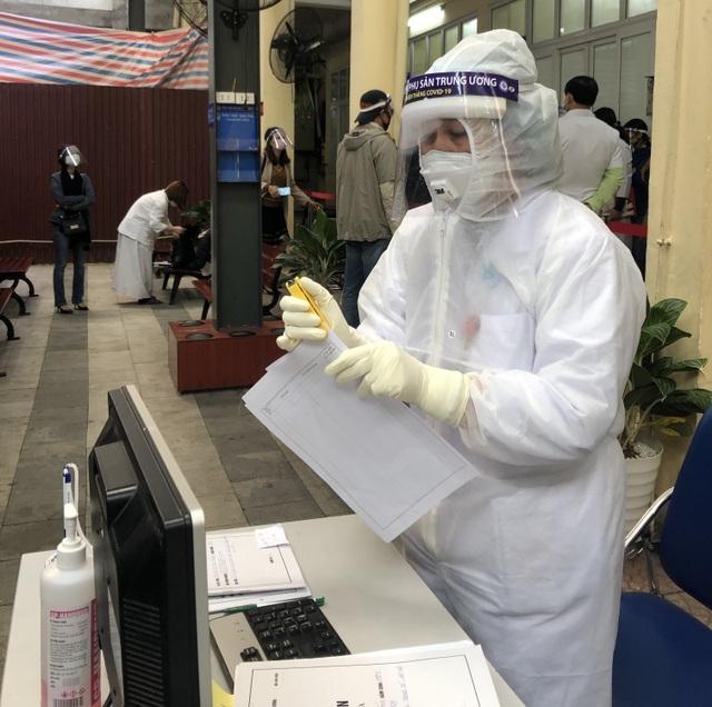 Biến container thành phòng khám đặc biệt cho thai phụ mùa dịch Covid-19 - 6