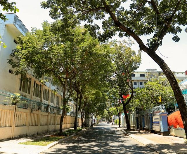 Có một Sài Gòn vắng vẻ ngoài sức tưởng tượng! - 10
