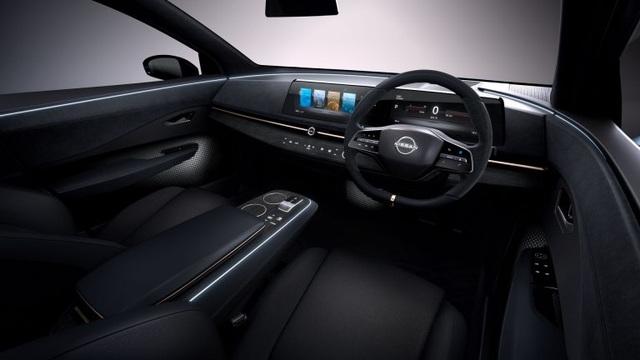 Lý do Nissan không thiết kế màn hình dọc như máy tính bảng - 2