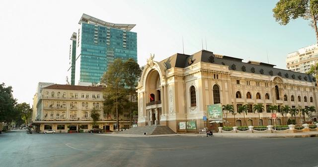 Có một Sài Gòn vắng vẻ ngoài sức tưởng tượng! - 4