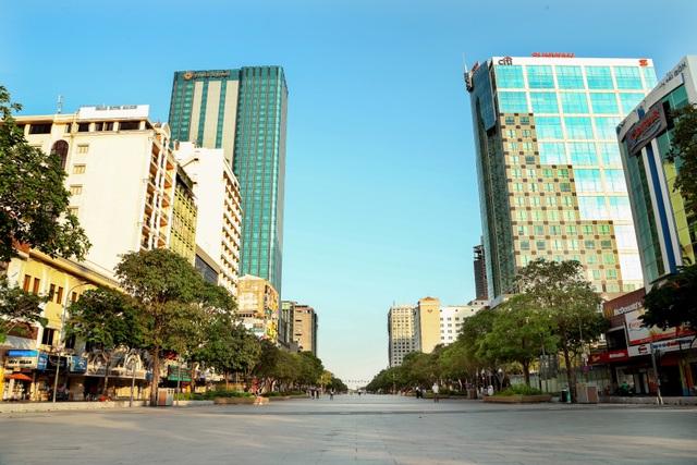 Có một Sài Gòn vắng vẻ ngoài sức tưởng tượng! - 1