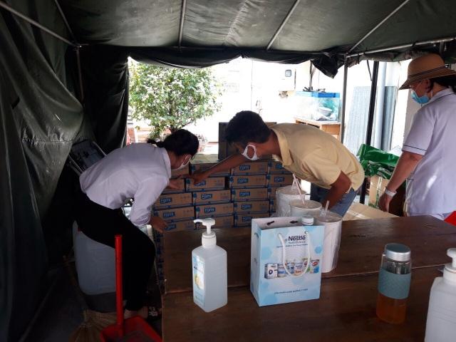 Vinasoy gửi một triệu hộp sữa đậu nành thay triệu lời chúc an lành - 4