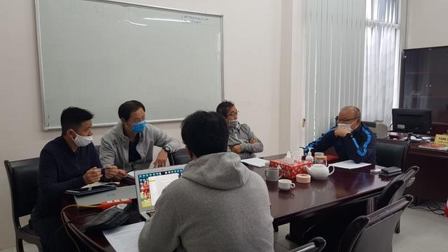 """HLV Park Hang Seo: """"Đội tuyển Việt Nam sẽ làm tất cả để thắng Malaysia"""" - 1"""