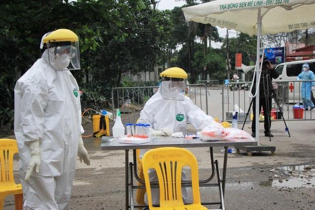 Hà Nội phong tỏa toàn bộ thôn Hạ Lôi liên quan bệnh nhân 243 - 1
