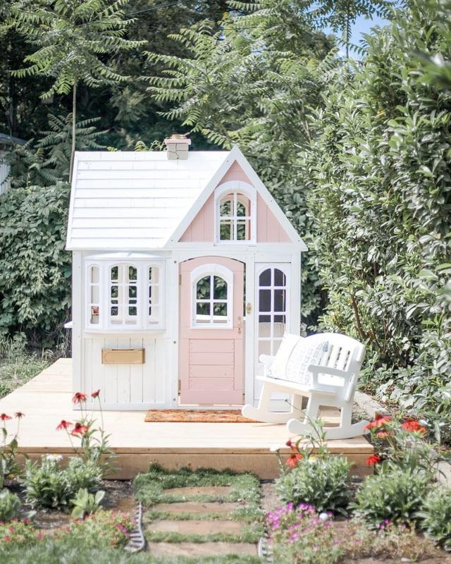 Khó rời mắt với các ý tưởng thiết kế sân vườn đẹp như resort - 8