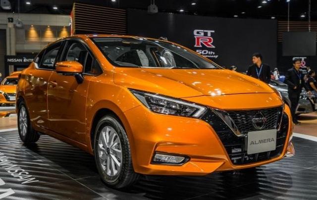 Nissan cắt giảm sản xuất tại Thái Lan - 1