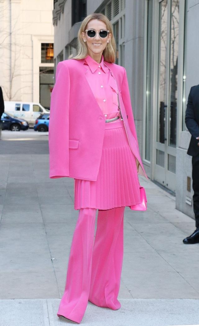 Celine Dion xứng danh quý bà hàng hiệu - 2