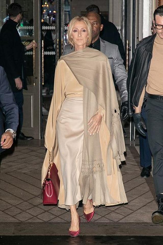 Celine Dion xứng danh quý bà hàng hiệu - 15