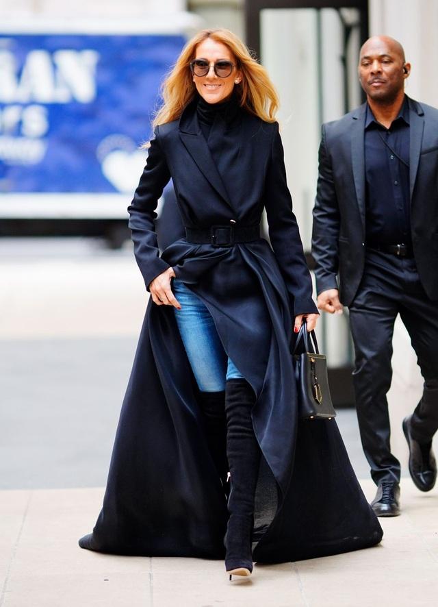 Celine Dion xứng danh quý bà hàng hiệu - 4