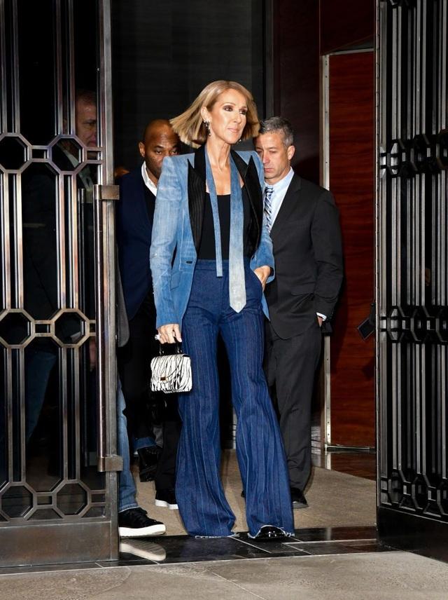 Celine Dion xứng danh quý bà hàng hiệu - 6