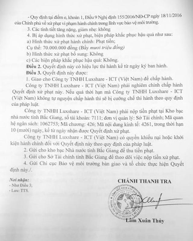 """Doanh nghiệp Trung Quốc """"làm càn"""" trước luật Việt Nam tiếp tục sai phạm - 3"""