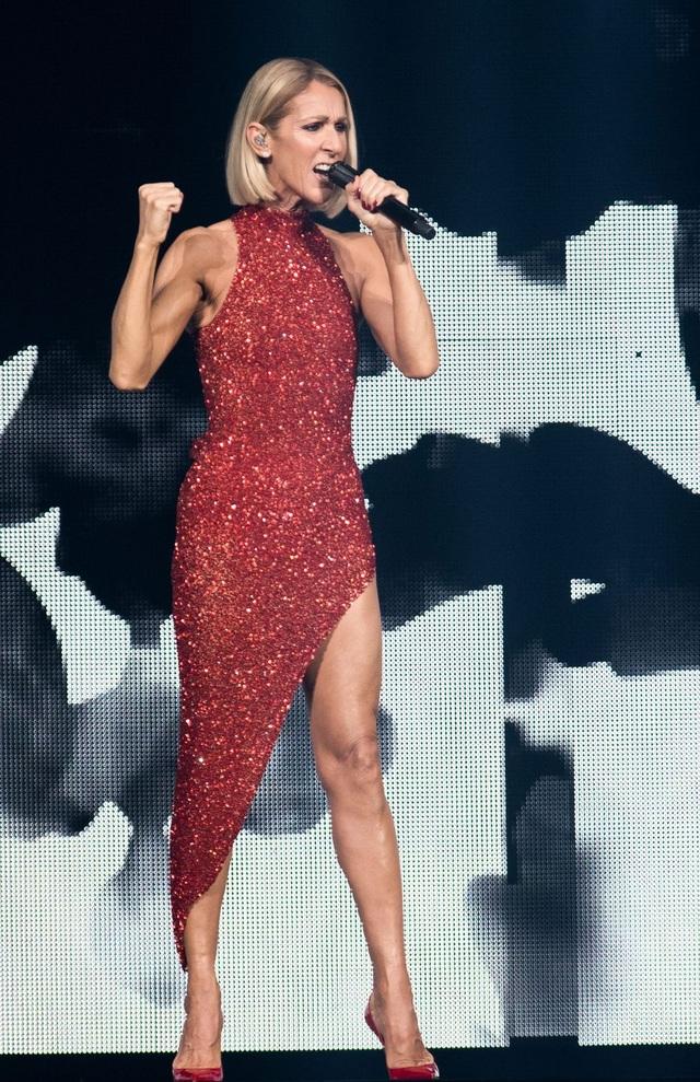 Celine Dion xứng danh quý bà hàng hiệu - 8