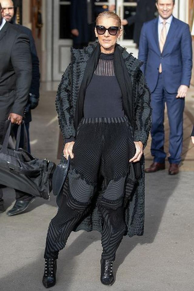 Celine Dion xứng danh quý bà hàng hiệu - 13