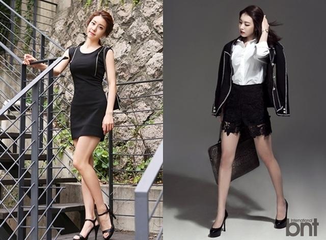 Vợ So Ji Sub - Hotgirl xinh đẹp và tài năng của Hàn Quốc - 11