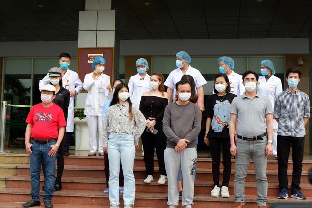 Bệnh nhân Covid-19 trở về từ Đức: Tôi lạc quan vì đang ở Việt Nam!  - 1