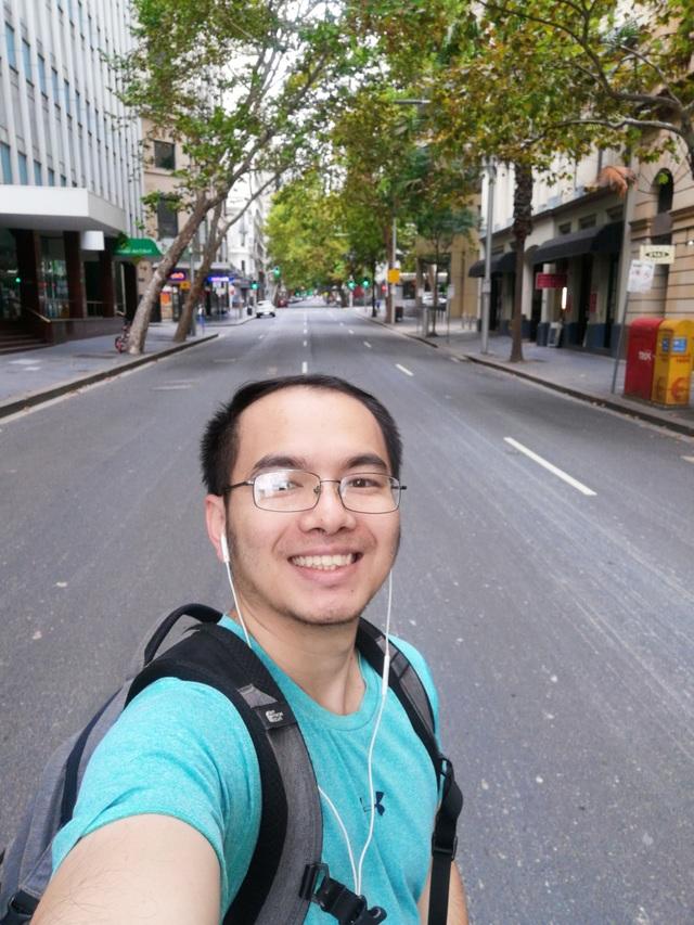 Du học sinh, người Việt tại Úc giúp đỡ nhau vượt bão Covid-19 - 4