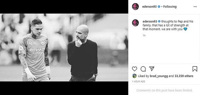 Các ngôi sao bóng đá đồng loạt chia buồn khi mẹ HLV Pep Guardiola qua đời - 2