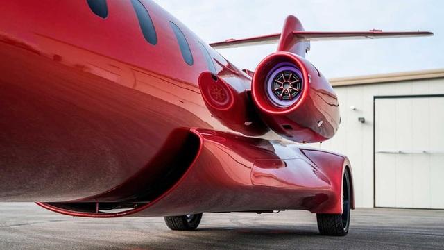 Cực chất: Xe limousine trong thân xác máy bay với giá hơn 1 triệu USD - 14