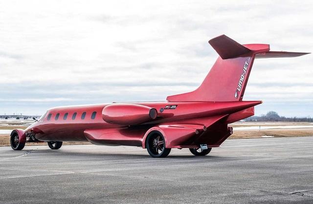 Cực chất: Xe limousine trong thân xác máy bay với giá hơn 1 triệu USD - 8