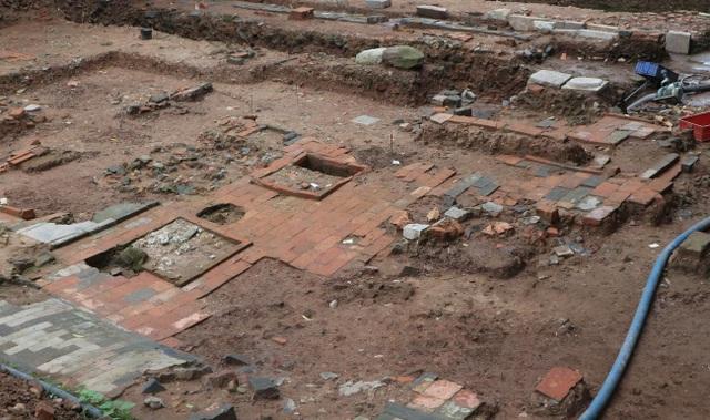 Phát hiện dấu tích vườn thượng uyển vùi sâu dưới Hoàng thành Thăng Long - 3