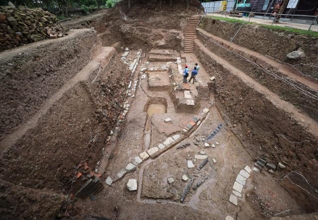 Phát hiện dấu tích vườn thượng uyển vùi sâu dưới Hoàng thành Thăng Long - 5