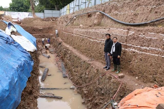 Phát hiện dấu tích vườn thượng uyển vùi sâu dưới Hoàng thành Thăng Long - 6