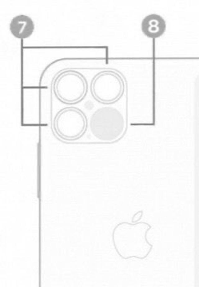 """Lộ thiết kế iPhone 12 Pro - """"Tai thỏ"""" nhỏ hơn, tích hợp máy quét laser"""