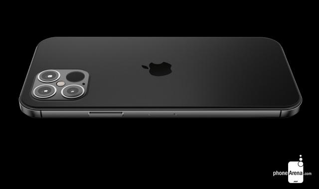 """Lộ thiết kế iPhone 12 Pro - """"Tai thỏ"""" nhỏ hơn, tích hợp máy quét laser - 3"""