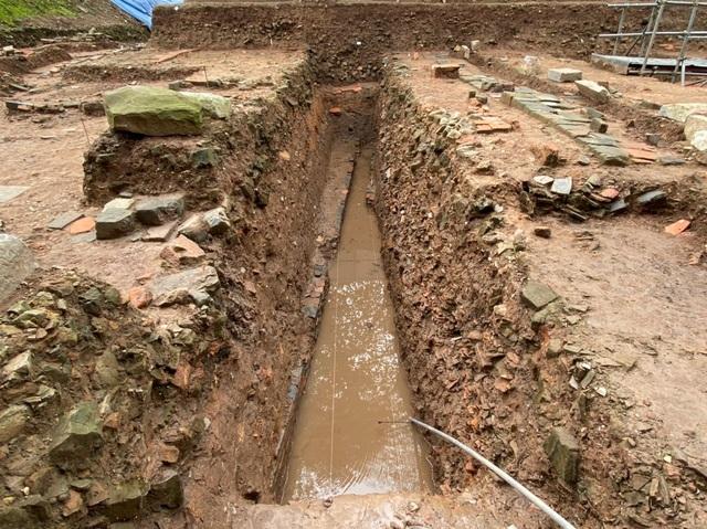 Phát hiện dấu tích vườn thượng uyển vùi sâu dưới Hoàng thành Thăng Long - 2