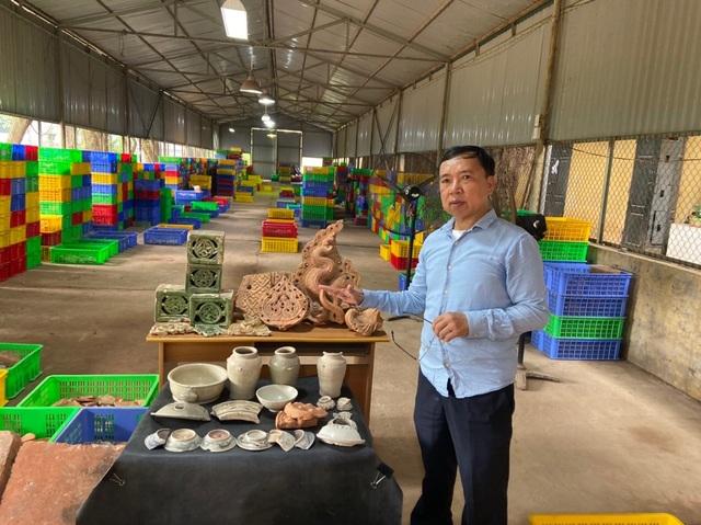 Phát hiện dấu tích vườn thượng uyển vùi sâu dưới Hoàng thành Thăng Long - 7