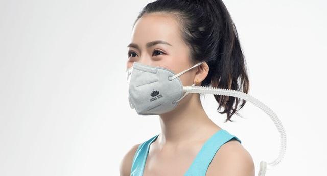 Trung Quốc phát triển khẩu trang chống tĩnh điện chống đại dịch Covid-19 - 1