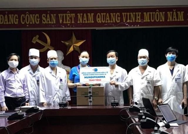 Cộng đồng chung sức chăm sóc sức khoẻ y bác sĩ ở gần 70 bệnh viện trên toàn quốc - 2