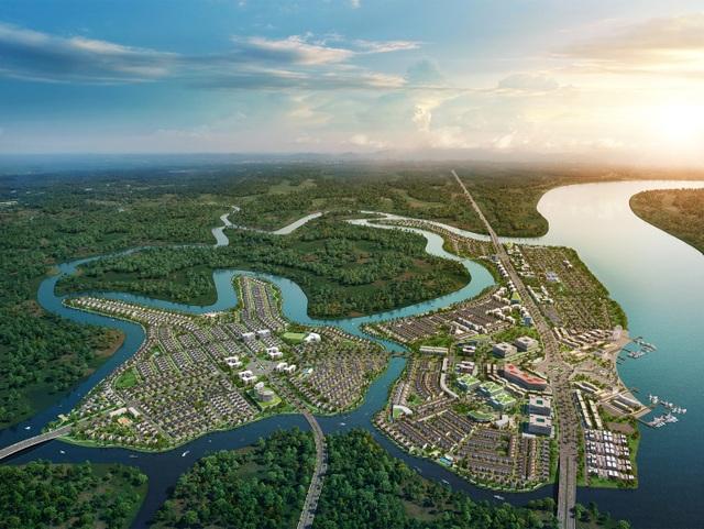 Kênh đầu tư bất động sản an toàn thời Covid-19 - 2