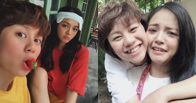 """Thu Quỳnh tiết lộ Bảo Hân bị """"soi mói"""" sau thành công phim """"Về nhà đi con"""" - 2"""