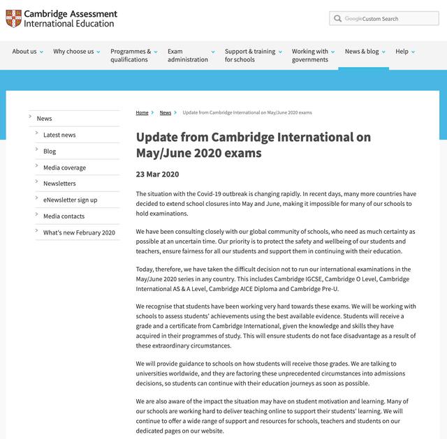 Xu thế tuyển sinh quốc tế dưới tác động của dịch Covid - 19 - 3