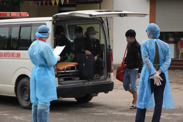 Tổ công tác đặc biệt của Bộ Y tế hỗ trợ Hà Nội dập dịch Covid-19 - 1
