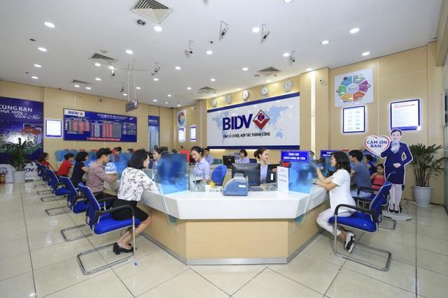 BIDV - Cho vay duy trì sản xuất kinh doanh mùa Covid 19, lãi suất từ 6,5%/năm - 2