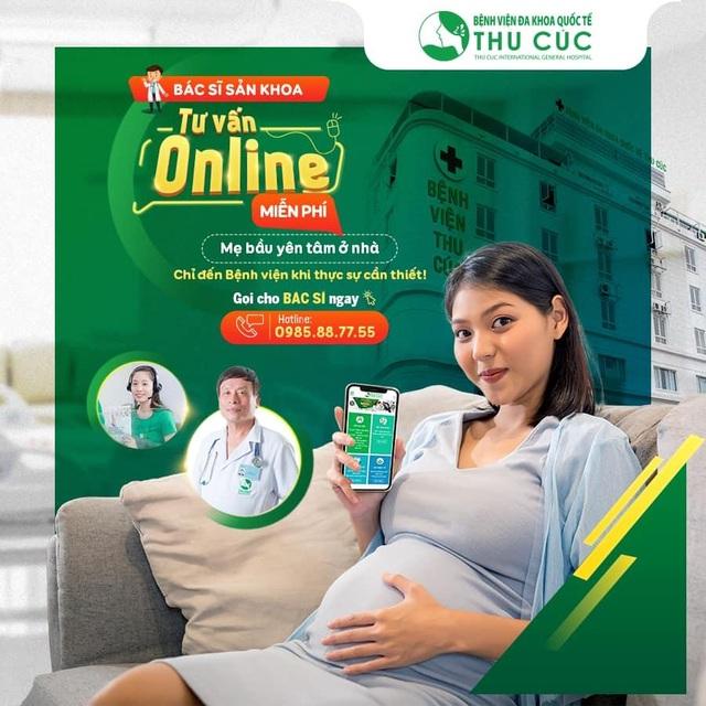Bệnh viện Thu Cúc: Hỗ trợ 35% phí thai sản trong thời gian giãn cách xã hội - 1