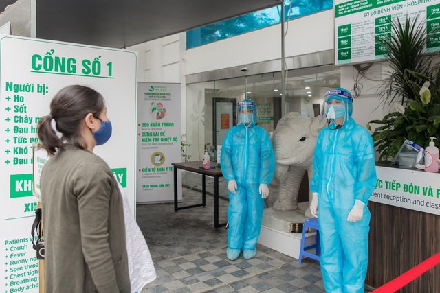 Bệnh viện Thu Cúc: Hỗ trợ 35% phí thai sản trong thời gian giãn cách xã hội - 4