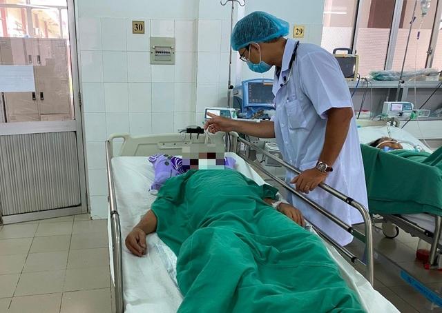 Cần Thơ: Cứu sống bệnh nhân đột quỵ dù đã qua thời gian vàng - 1