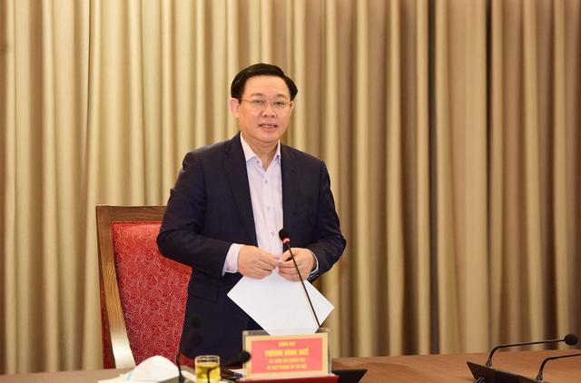 Bí thư Hà Nội Vương Đình Huệ tiếp nhận hơn 600 đơn thư trong 2 tháng