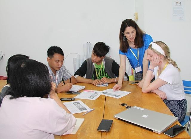 Vì sao nhiều sinh viên đến học tập tại Đại học Trà Vinh - 2