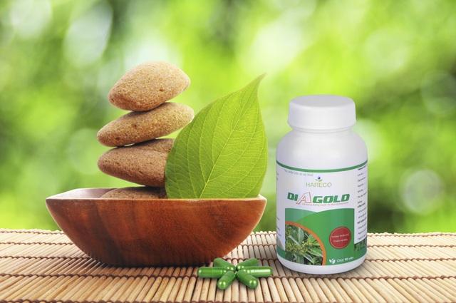 Diagold - món quà sức khỏe quý giá từ thiên nhiên cho người tiểu đường - 1