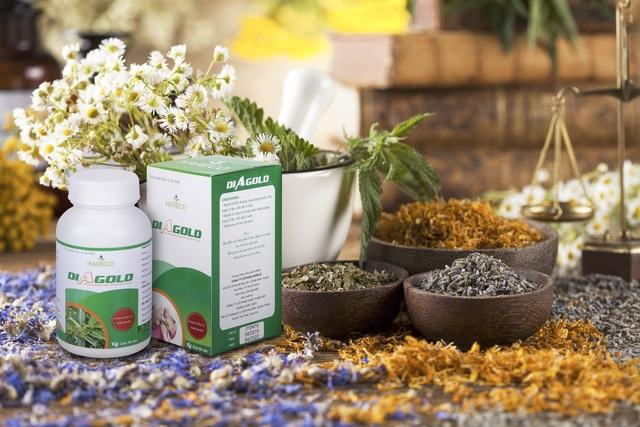 Diagold - món quà sức khỏe quý giá từ thiên nhiên cho người tiểu đường - 3